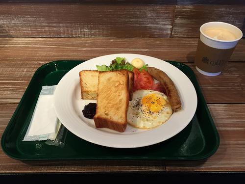『カフェ グリーン トカチ』の「朝食セット」03.jpg