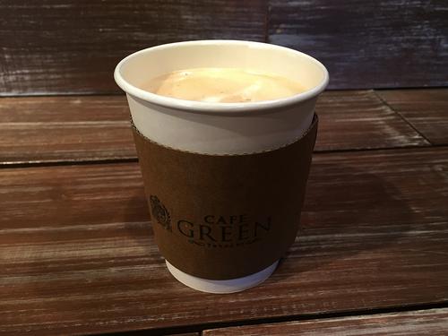 『カフェ グリーン トカチ』の「朝食セット」01.jpg